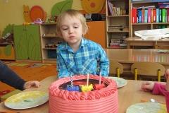 Urodziny Oliwiera P.
