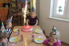 Urodziny Irminki