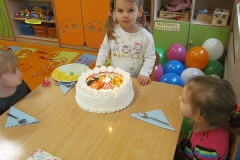 Urodziny Igi S.