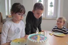 Urodziny Oli i Antoniego Z.