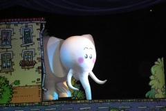"""Przedstawienie """"Proszę Słonia"""" w Teatrze im. H.Ch. Andersena"""