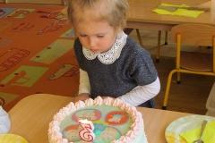 Urodziny Amelki J.