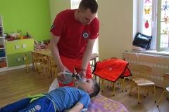Wizyta ratownika medycznego