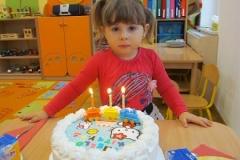 Urodziny Zuzi M.