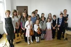 Mini koncert muzyczny