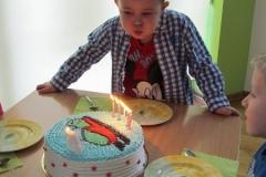 Urodziny Kuby B.