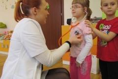 Wizyta lekarza pediatry