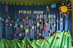 Pokaz mody LATO 2016