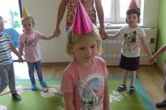 Urodziny Amelki Cz.